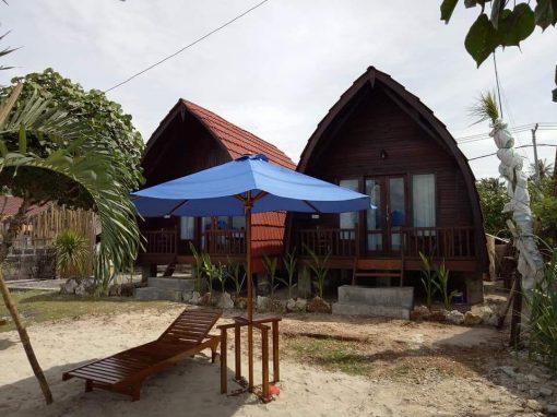 rumah kayu lumbung