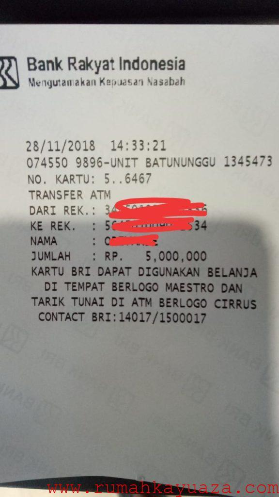 IMG 20190711 040306 576x1024 - Testimoni Pemesanan Rumah Kayu Bongkar Pasang