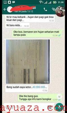 IMG 20190711 041524 - Testimoni Pemesanan Rumah Kayu Bongkar Pasang