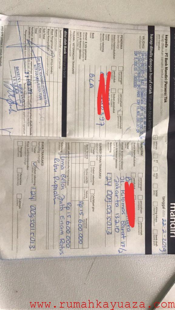 IMG 20190711 045901 577x1024 - Testimoni Pemesanan Rumah Kayu Bongkar Pasang