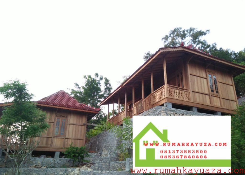 jual rumah kayu di indonesia 1024x731 - Rumah Kayu Orderan Pak Wayan,Bali