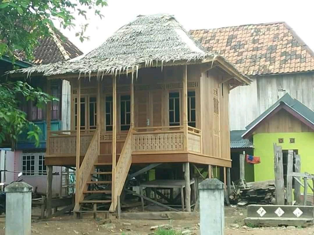 rumah kayu bongkar pasang palembang - Produsen Pembuatan Rumah Kayu Murah dan Desain Menarik