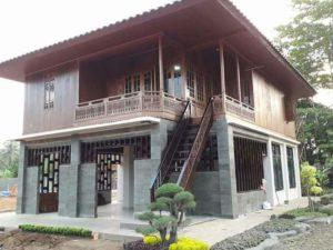 rumah kayu palembang bongkar pasang 300x225 - Rumah Kayu Bongkar Pasang Palembang